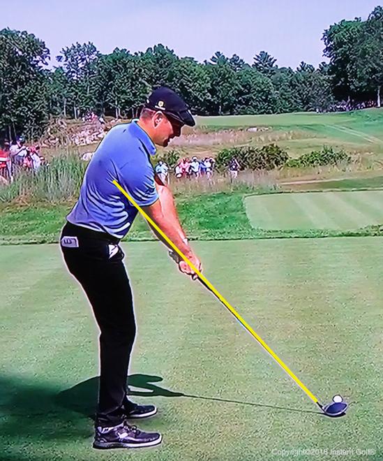 Bryson Dechambeau Golf Swing | Set-up | Backswing | Downswing